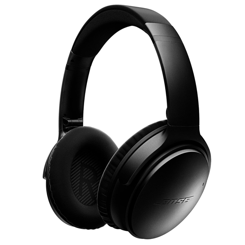 Casque Audio Sans-Fil Bose QuietComfort 35 à Réduction de Bruit - Noir