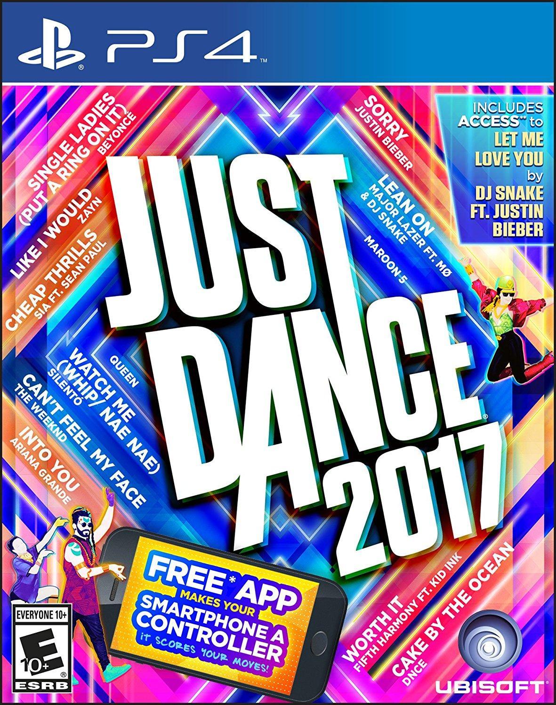 Just Dance 2017 sur PS4 - Frais de livraison et de douane inclus