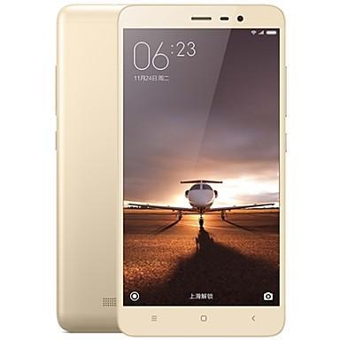 "Smartphone 5.5"" Xiaomi Redmi Note 3 Pro Dual SIM Or - FHD, Hexa-core Snapdragon 650, RAM 3Go, 32Go, 4000mAh, Android 6.0"