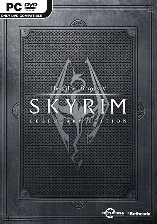 Skyrim Legendary Edition sur PC (Dématérialisé - Steam)