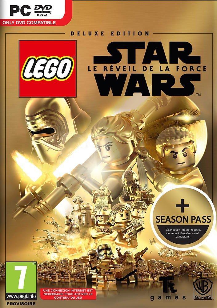 Lego Star Wars : le Réveil de la force version Deluxe sur PC