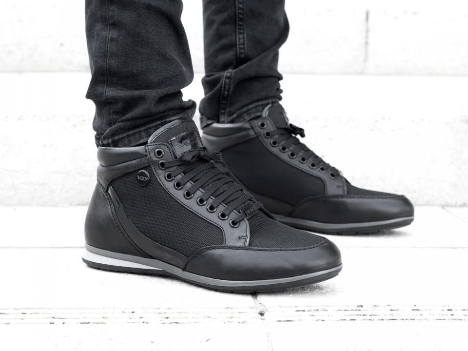 Sélection de chaussures en promo - Ex : Chaussures en cuir Gallardo High Top