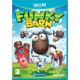 Funky Barn sur Wii U