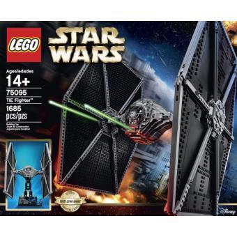Sélection de Lego en promo  - Ex : Jouet Lego Star Wars UCS Tie Fighter