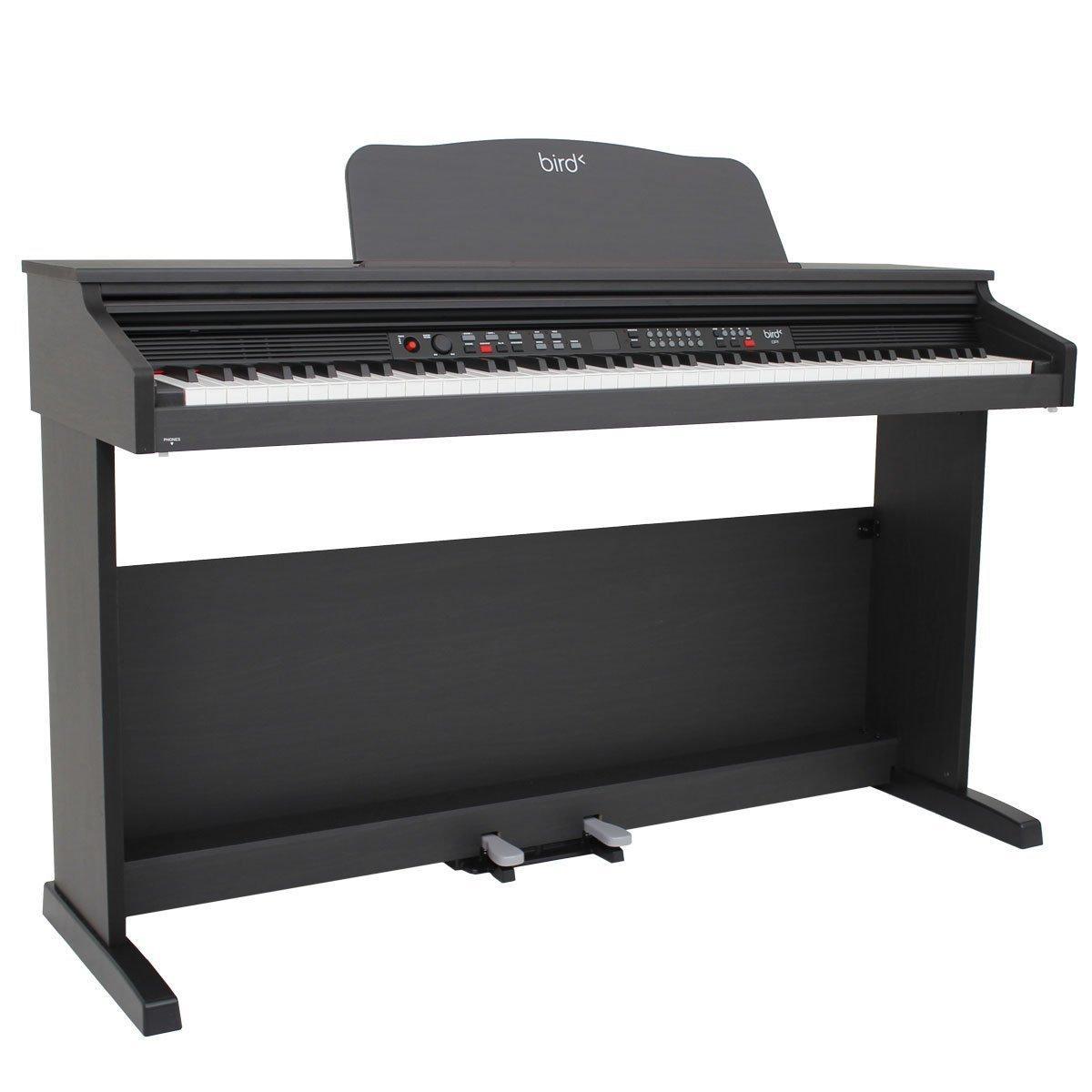 Piano numérique Bird DP1 meuble Noir