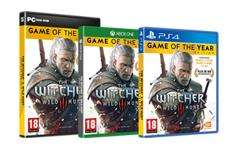 The Witcher 3 : Wild Hunt - Game Of The Year Edition sur PS4, Xbox One et PC