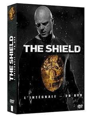 Sélection de coffrets DVD et Blu-ray en promotion - Ex : Coffret DVD Intégrale The Shield