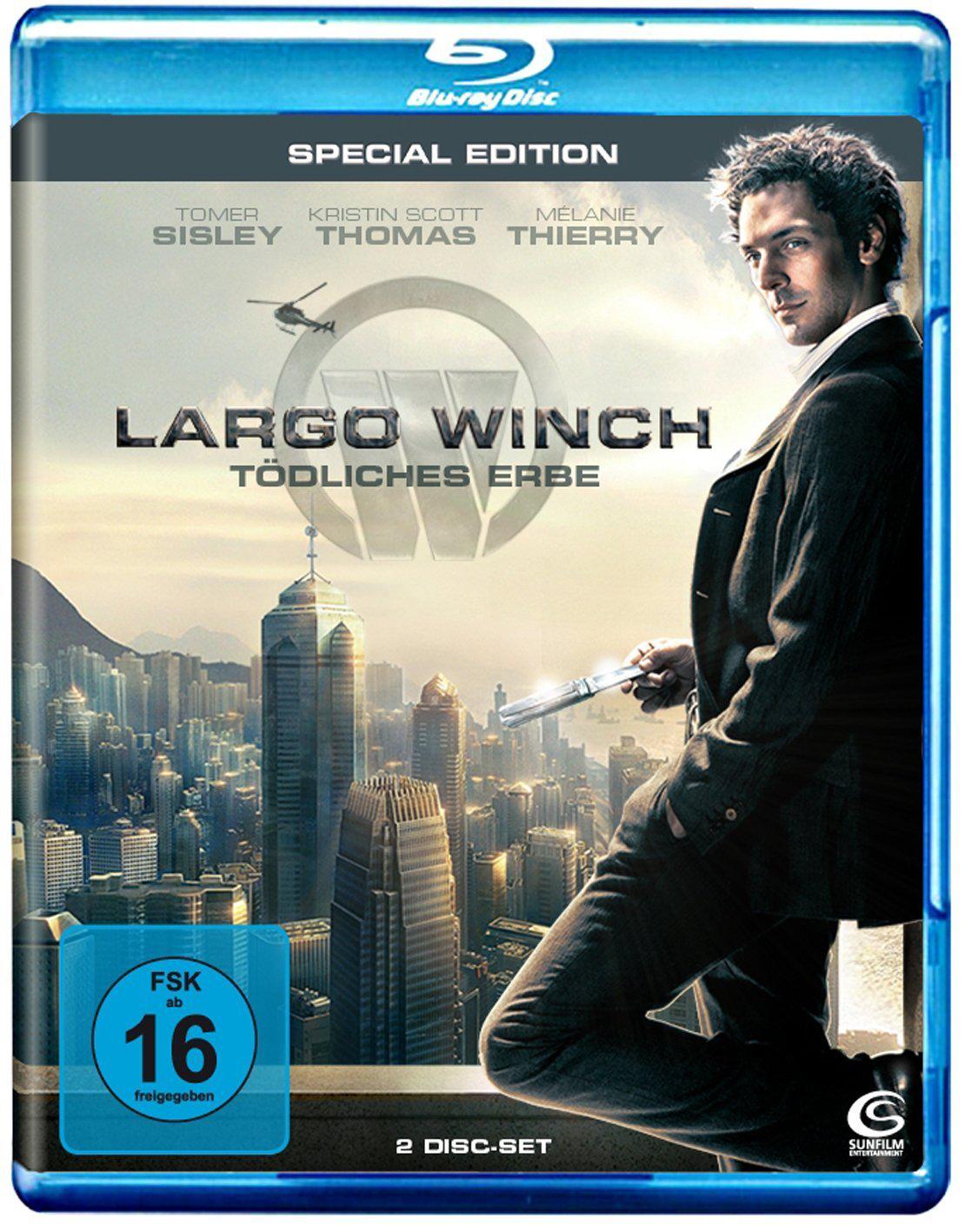 Lot de 3 Blu-rays au choix parmi une sélection