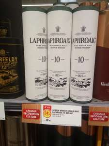 Whisky Single Malt Laphroaig (10 ans)