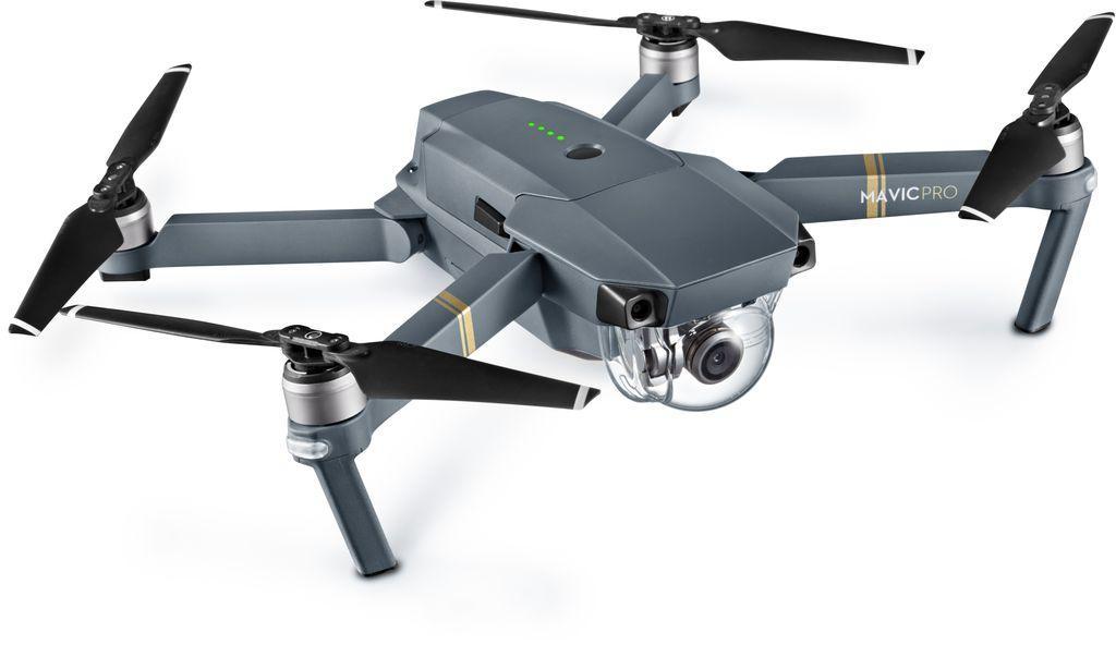 10% de réduction sur tous les produits DJI + livraison offerte - Ex : Drone DJI Mavic Pro à 1079,10€