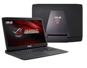 "Pc portable 17.3"" Full HD Asus Rog  G751JY-T7495T (i7-4750HQ, 8 Go RAM, 1 To HDD, 128 Go SSD, GTX 980M, Windows 10)"