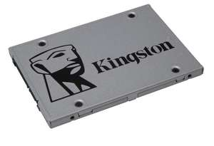"SSD interne 2.5"" Kingston SSDNow UV400 (TLC) - 480 Go"