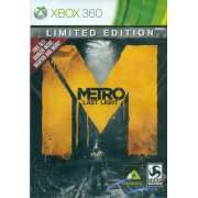 Metro Last Light (Limited Edition) sur XBOX 360