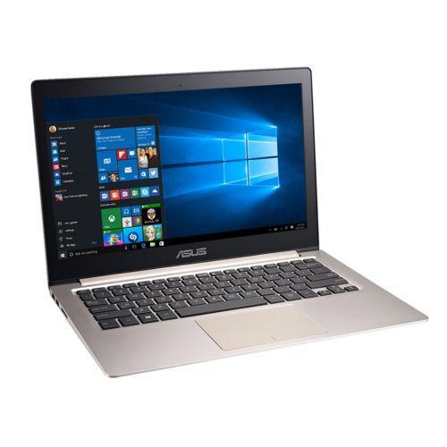 "Ultrabook 13.3"" Asus Zenbook UX303UA - Full HD IPS - i3-6100U - 500 Go - RAM 4 Go - Windows 10 Pro"