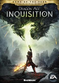 Dragon Age Inquisition - Edition Game of The Year sur PC (Dématérialisé - Origin)