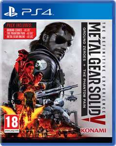 Metal Gear Solid V : The Definitive Experience sur PS4/Xbox