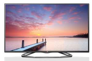 "TV 32"" LG 32LA620S Full HD, 3D, 200 MHz, Smart TV"