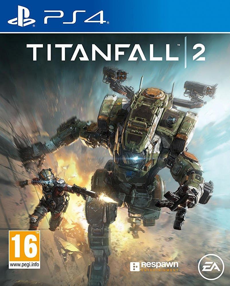 Titanfall 2 sur PS4 et Xbox One
