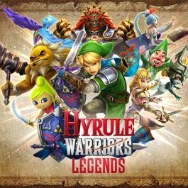 Jusqu'à -40% sur une sélection de jeux vidéo en promotion (dématérialisés) - Ex : Hyrule Warriors: Legends