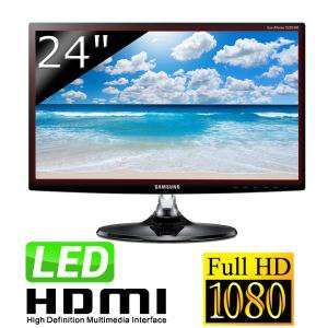 "Ecran PC 24"" LED Samsung S24B350H - 2ms"