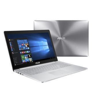 "PC Portable 15.6"" Asus Zenbook Pro UX501VW - Écran 4K UHD, i7-6700HQ, RAM 16 Go, HDD 1 To + SSD 512 Go, GTX960M 4 Go"