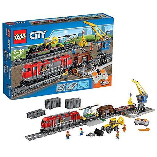 [Premium] Lego City 60098 - Le Train De Marchandises