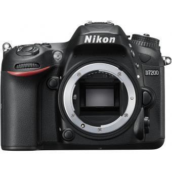 Appareil photo Reflex Nikon D7200 + Objectif Nikon AF-S DX 35 mm f/1.8 série G (Avec ODR de 100€)