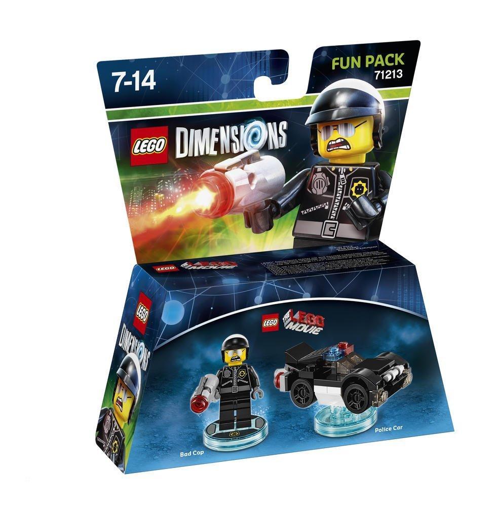 Figurine Lego Dimensions - La Grande Aventure Lego Méchant Flic