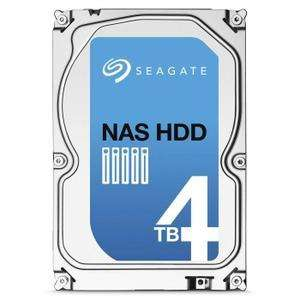 "Disque Dur interne 3.5"" Seagate NAS - 4To"