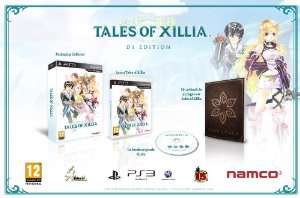Tales of Xillia Edition Day One (PS3) + Magnet