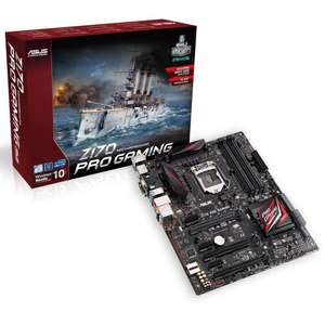 Carte mère Asus Z170-PRO Gaming Socket 1151