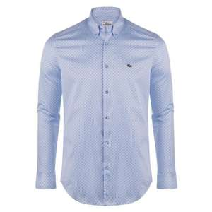 Chemise Homme Slim Fit Lacoste Polkadots