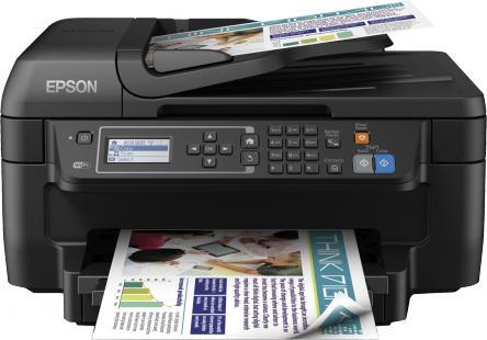 Imprimante Epson Workforce WF-2650DWF