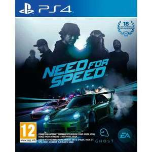 Need for Speed sur PS4 / Xbox One