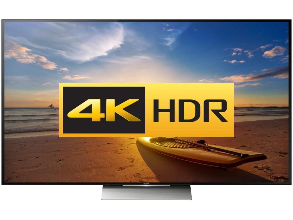 """Sélection de TV en promotion + ODR - Ex : TV 65"""" Sony KD65XD9305BAEP - UHD, 10 bits, HDR, Slim Backlight (via ODR de 200€)"""