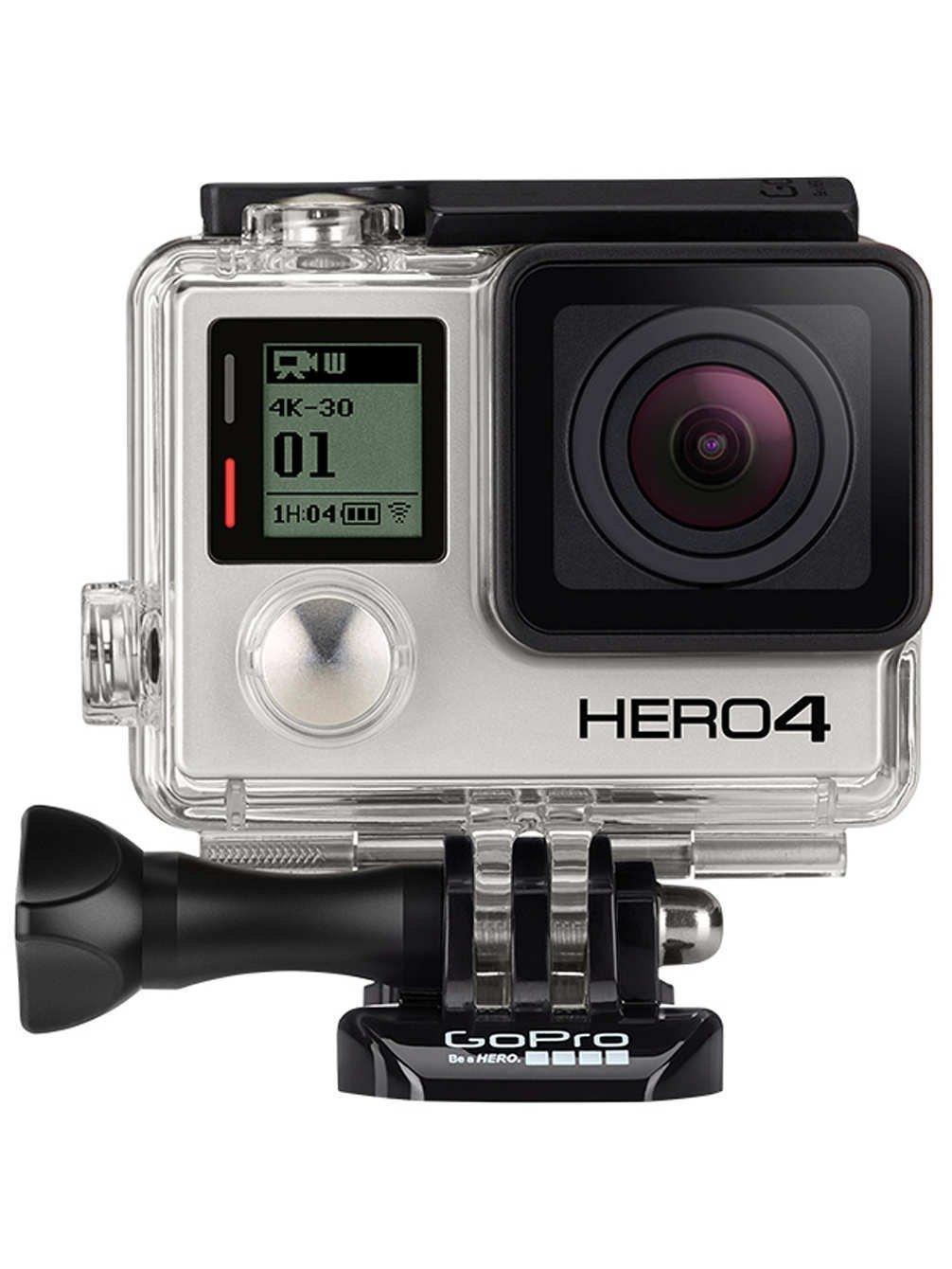 Caméra GoPro Hero4 Black Edition Aventure