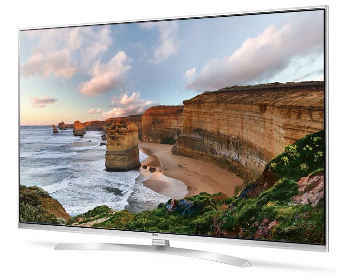 """TV 55"""" LG 55UH850V - LED, 4K UHD, Super HDR, Dolby Vision (via ODR de 200€)"""
