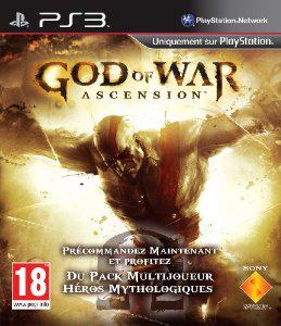 God of War : Ascension sur PS3