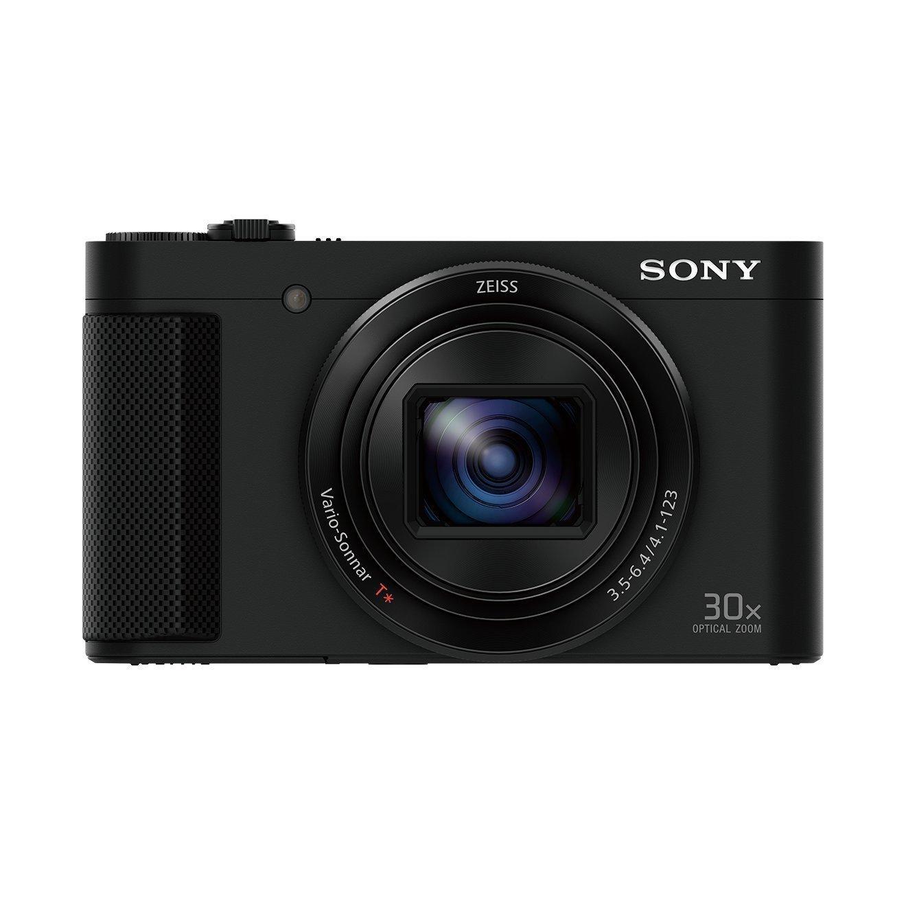 Appareil photo Sony DSC-HX90 - Noir (+ 20€ en cartes cadeau)