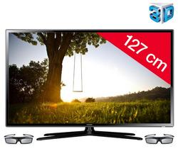 """Téléviseur Samsung LED 50"""" 3D UE50F6100"""