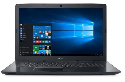 """PC Portable 17.3"""" Acer Aspire E5-774G-54R5 - RAM 4 Go, 1 To HDD, GTX 950M (+ 60€ en bons d'achat)"""
