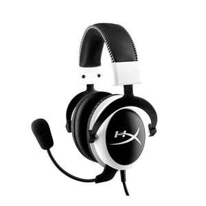 Casque-micro Kingston Hyper X Cloud Noir ou Blanc
