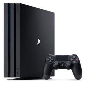 Playstation Pro 4 + 1 accessoire ou 1 jeu