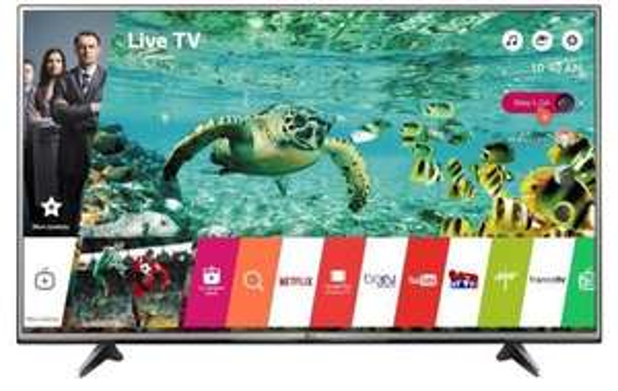 """TV 55"""" LG 55UH600 - LED, UHD 4K, 100Hz, Smart TV"""