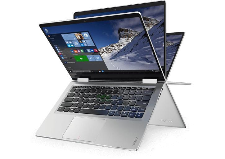 "Ultrabook 14"" Lenovo Yoga 710-14ISK (Intel Core i5, 8Go RAM, SSD 256 Go, Nvidia Geforce 940M, Windows 10)"