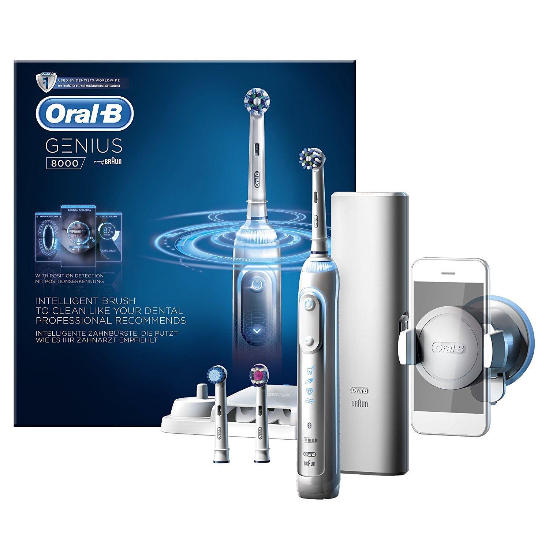 Brosse à dents électrique Oral-B Genius 8000