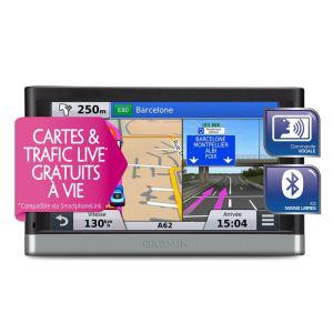 GPS Garmin nüvi 2597 LMT - cartes a vie - (avec ODR 30€)