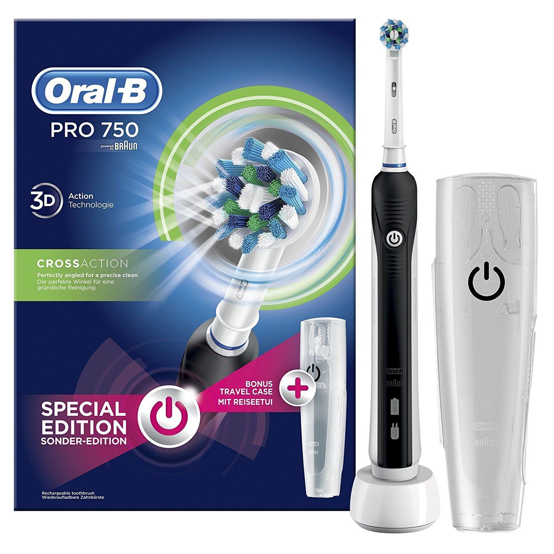 Brosse à dents électrique Oral-B PRO 750 CrossAction