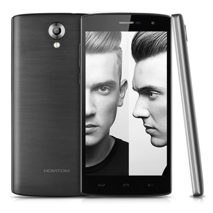 "Smartphone 5.5"" Homtom HT7 Pro - 2 Go RAM, 16 Go, 4G LTE"