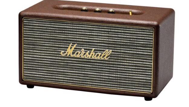 Enceinte bluetooth Marshall Stanmore - Marron